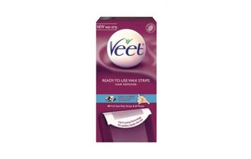VEET® Ready-to-Use Wax Strips, Leg & Body
