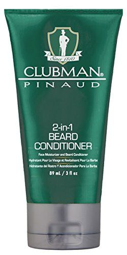 Clubman Clubman 2-in-1 Beard Conditioner, 3 oz