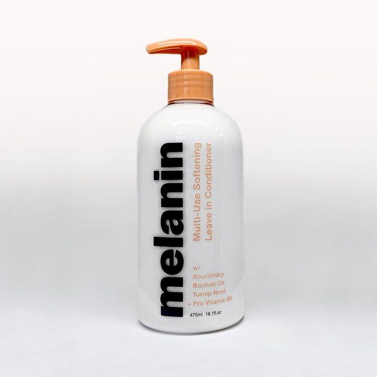 Melanin Multi-Use Softening Leave In Conditioner