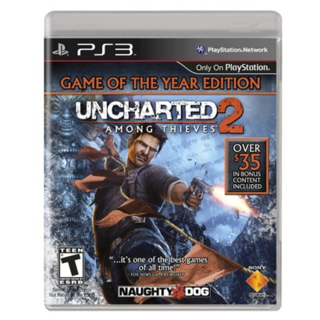 Sony PlayStation 3 Uncharted 2: Among Thieves - Game of the Year Edition