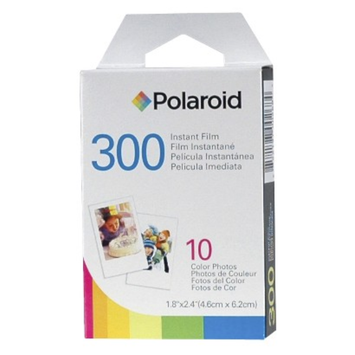 Polaroid 300 Film 10 Pack (PIF-300)