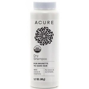 Acure Dry Shampoo Brunette To Dark Hair Reviews 2021