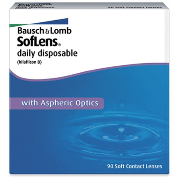 Bausch & Lomb SofLens Contact Lenses Daily Disposable
