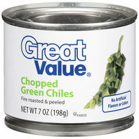 Great Value Chopped Green Chiles