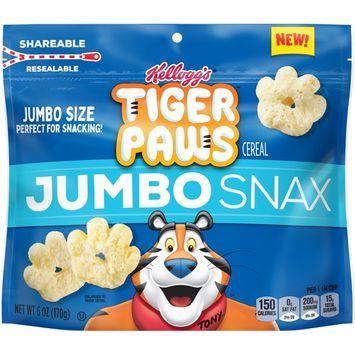 Kellogg's Tiger Paws Jumbo Snax