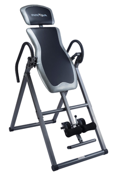 Elite Fitness Innova Fitness Deluxe Inversion Table with Oversized Back Pad
