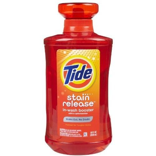 Tide Stain Release Liquid Detergent