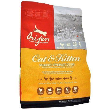 Orijen Cat & Kitten Food 2.27kg
