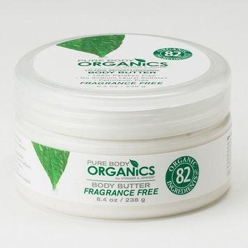 Pure Organics Fragrance Free Body Butter