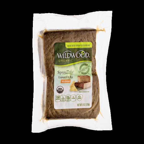 Wildwood Organic SprouTofu Aloha Baked Tofu