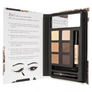 e.l.f  Beauty Eye Book- Bronzed