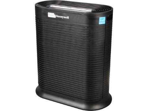 Honeywell Air Purifiers Hepa 465 sq. ft. Allergen Remover Blacks HA300BHD