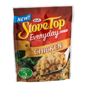 Kraft Stove Top Everyday Stuffing Mix Chicken