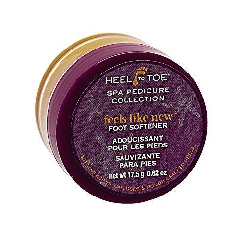 Heel To Toe Feels Like New Foot Softener [.5 oz.]