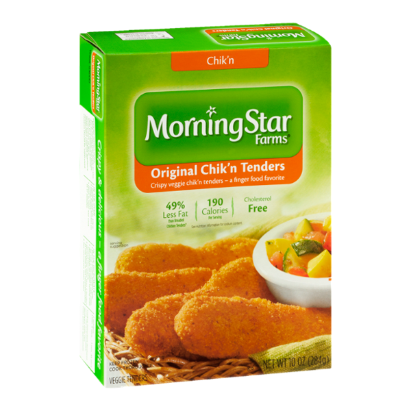 MorningStar Farms Original Chik'n Tenders