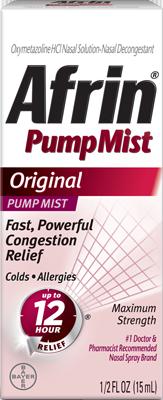 Afrin Original Pump Mist