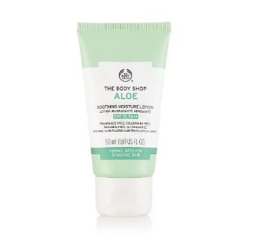 THE BODY SHOP® Aloe Soothing Moisture Lotion SPF15