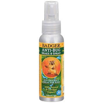 BADGER® Anti-Bug Organic & Natural Bug Repellent Spray