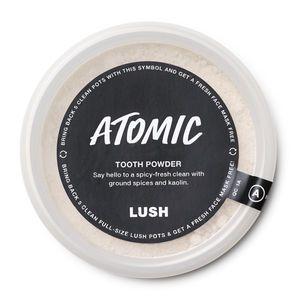 LUSH Atomic Tooth Powder