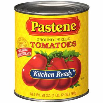 Pastene : Ground Peeled Tomatoes
