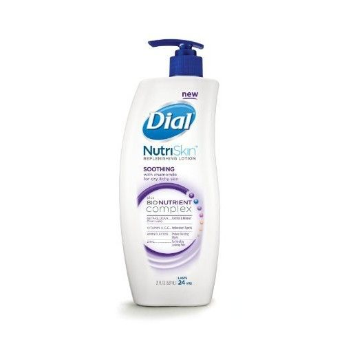 Dial® Nutriskin Replenishing Lotion Soothing