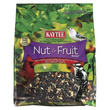 Kaytee Nut and Fruit Blend Bird Food - 5 lb.