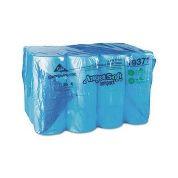 Georgia-PacificAngel Soft PSWhiteCompact Coreless 2-Ply Premium Bathroom Tissue
