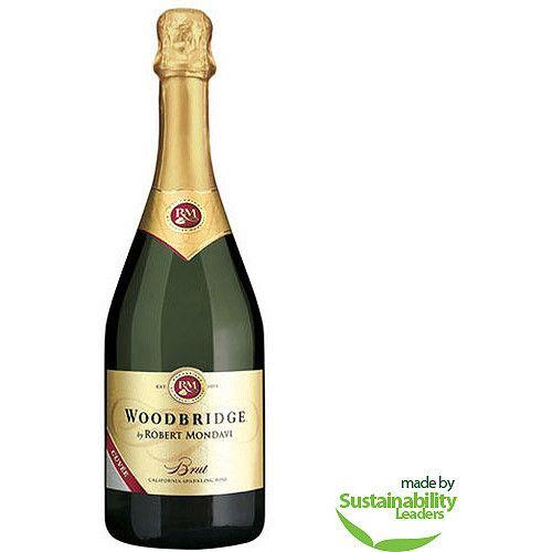 Woodbridge by Robert Mondavi Brut California Sparkling Wine
