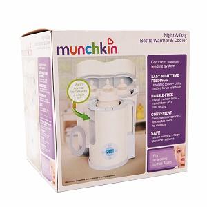 Munchkin Night & Day Bottle Warmer & Cooler