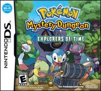 Nintendo Pokemon Mystery Dungeon: Explorers of Time