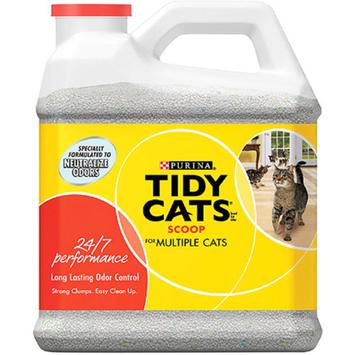 Tidy Cats Scoop 24/7 Performance Cat Litter