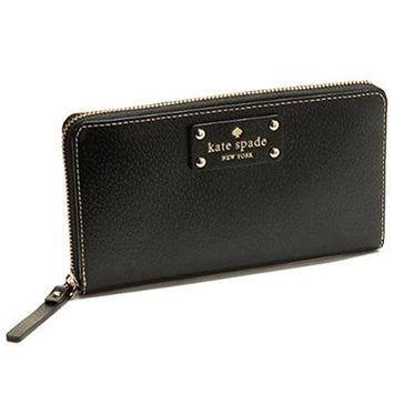 Coach Kate Spade Wellesley Neda Zip Around Wallet []