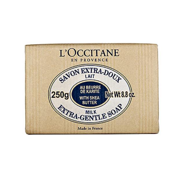 L'Occitane Shea Butter Milk Extra-Gentle Soap