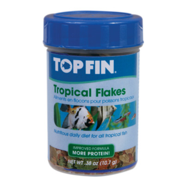 Top Fin Tropical Fish Flakes