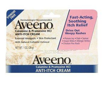 Aveeno® Anti-itch Calamine & Pramoxine HCl Anti-itch Cream