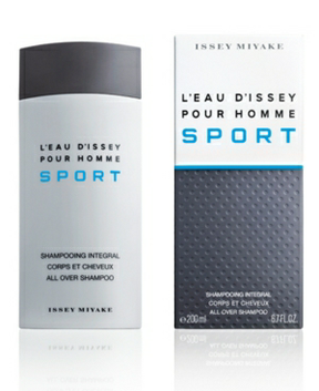 Issey Miyake L'Eau d'Issey Pour Homme Sport All Over Shampoo