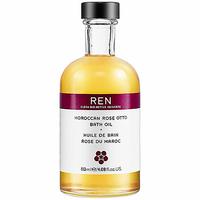 REN Moroccan Rose Otto Bath Oil 4.08 oz