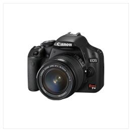 Cannon  EOS Rebel t1i Camera