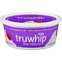truwhip The Natural Whipped Topping, 10 oz