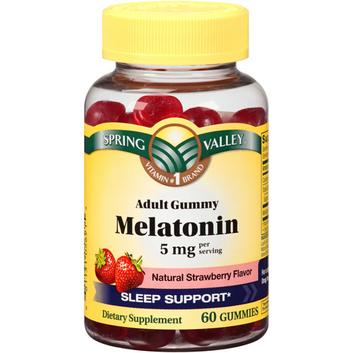 SPRING VALLEY® Adult Gummy Melatonin