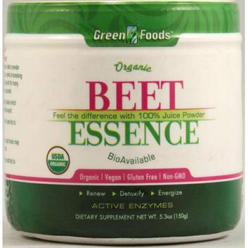 Green Foods Organic Beet Essence 5.3 oz