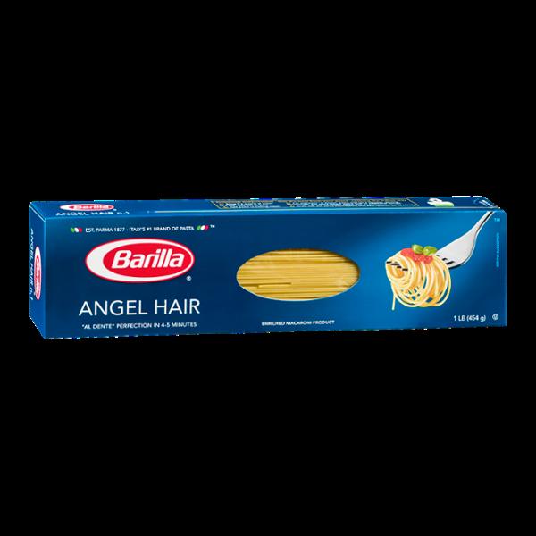 Barilla Pasta Angel Hair