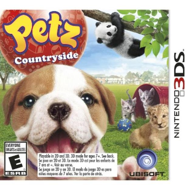 UBI Soft Petz: Countryside (Nintendo 3DS)