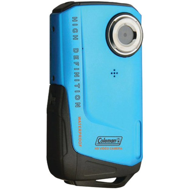 Coleman CVW9HD Xtreme Video Full 1080p HD Wateproof Camcorder w/HDMI and 2-Inch LCD