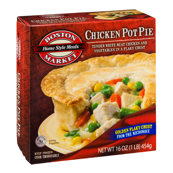 Boston Market Chicken Pot Pie