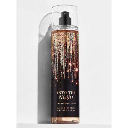 Bath & Body Works Into The Night Body Mist Spray 8 Fl Oz