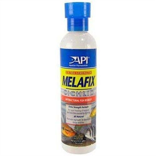 Mars Fishcare API Melafix Extra Strength Cichlid, 8-Ounce