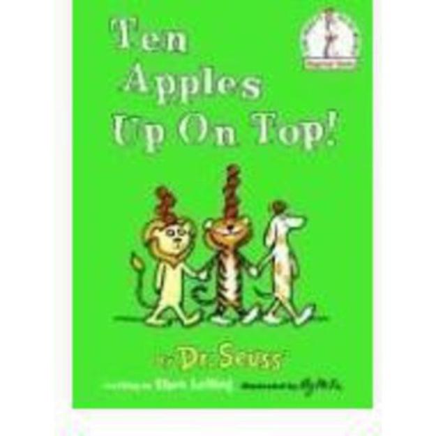 Ten Apples Up on Top! (Reissue) (Hardcover)