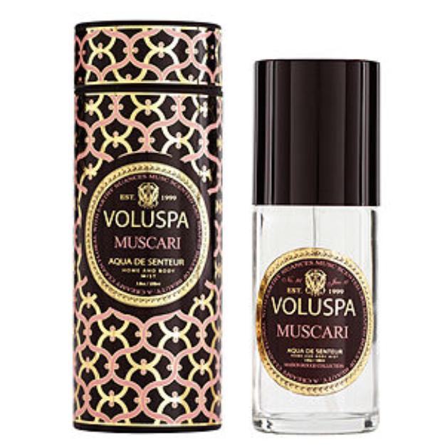 Voluspa Room and Body Spray, Muscari, 3.8 oz