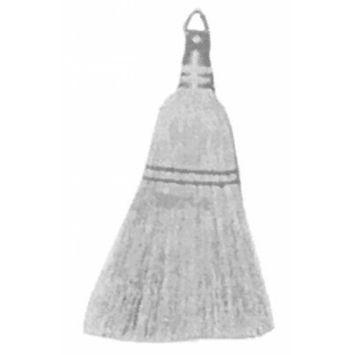 Anchor Brand ANR500WB Whisk Broom; Corn Fiber Bristles; 12